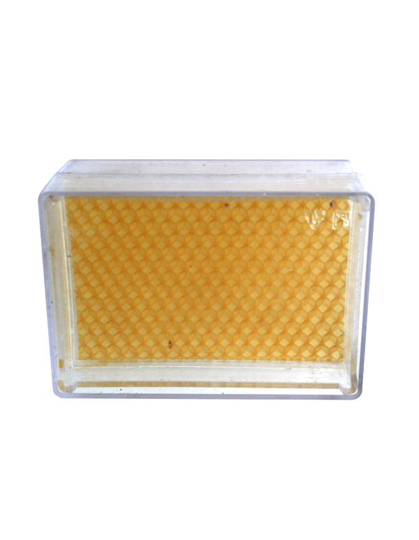 Пластмасовий контейнер для сотового меду